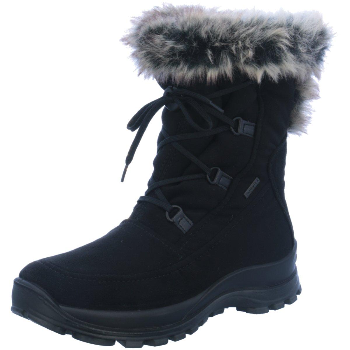 NEU Romika Damen Stiefel Polar 02 87002.74.100 schwarz 356674
