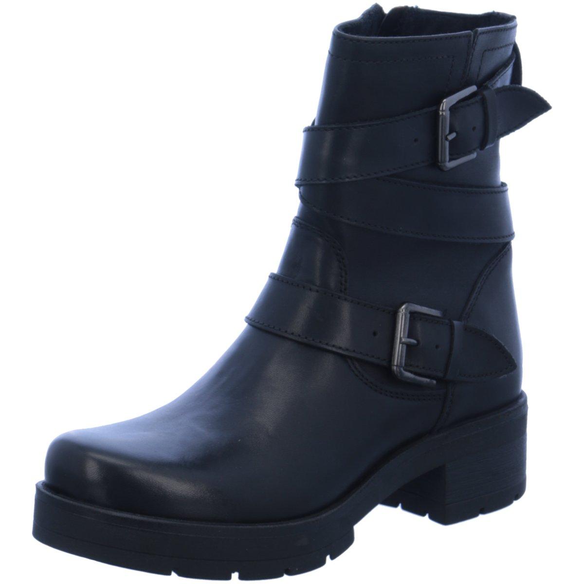 NEU Tamaris Damen Stiefeletten 1-1-25490-29/001 schwarz 336148