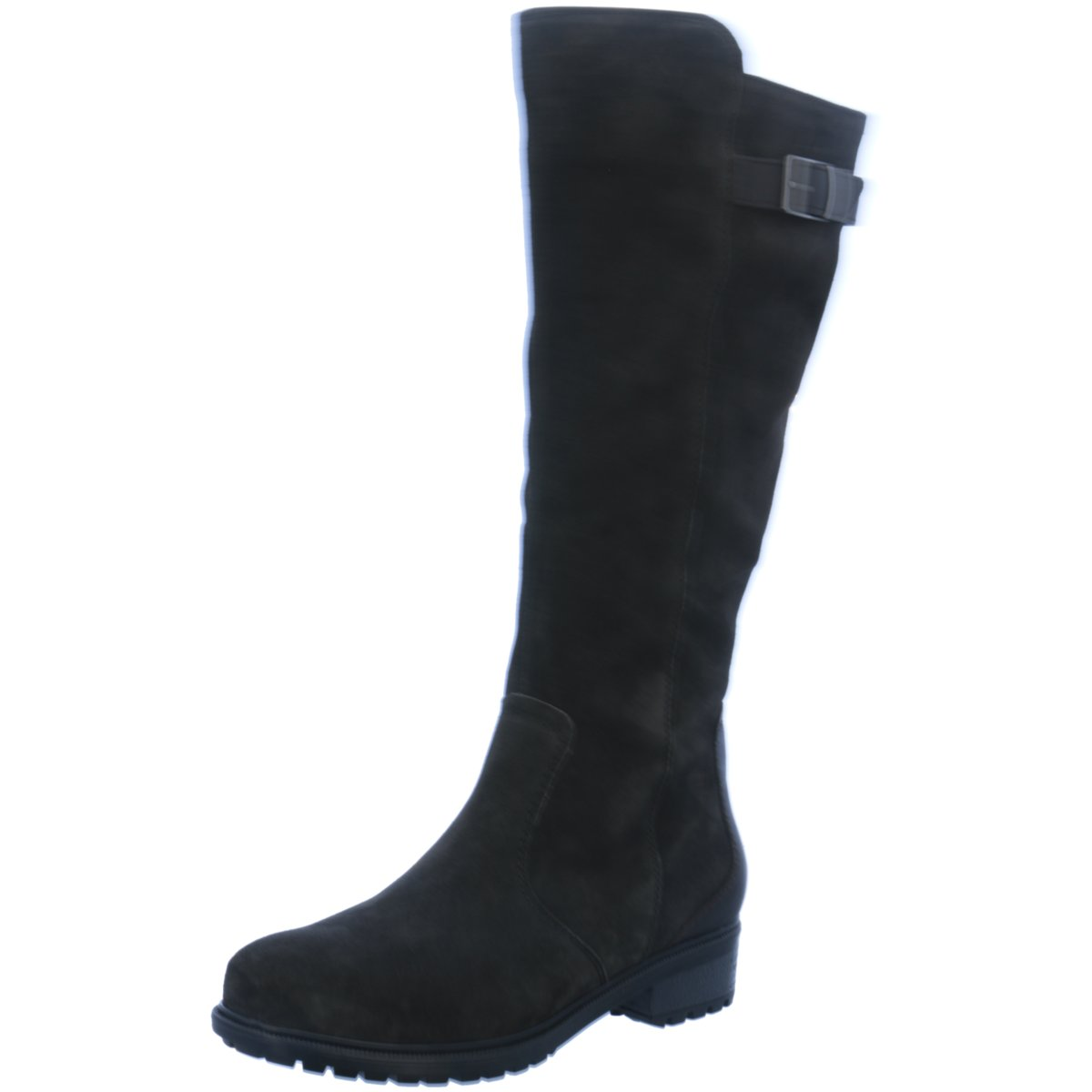 NEU ara Damen Stiefel Schaftweite XL 12-48818-68 grau 363378