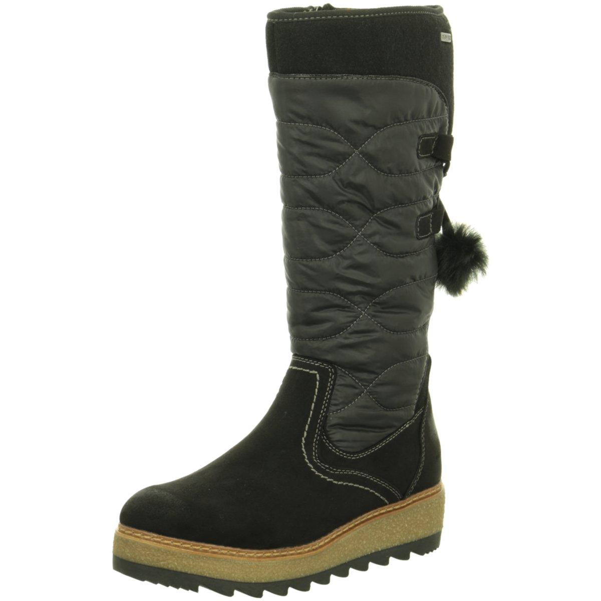 Tamaris Damen Stiefel 1-1-26621-39 098 schwarz 365160     Deutschland Online Shop