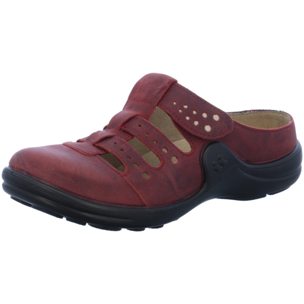 Romika Damen Pantoletten NV 400 400 301779 | Rabatt rot