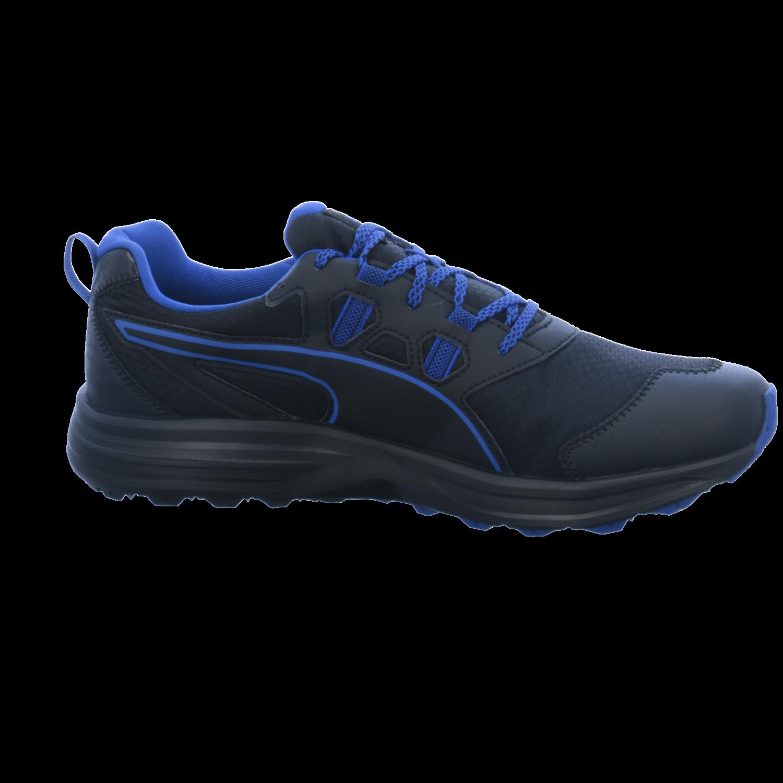 Puma Herren Sportschuhe schwarz-kobaltblau 190639-01 Essential Essential Essential Trail GTX c58625