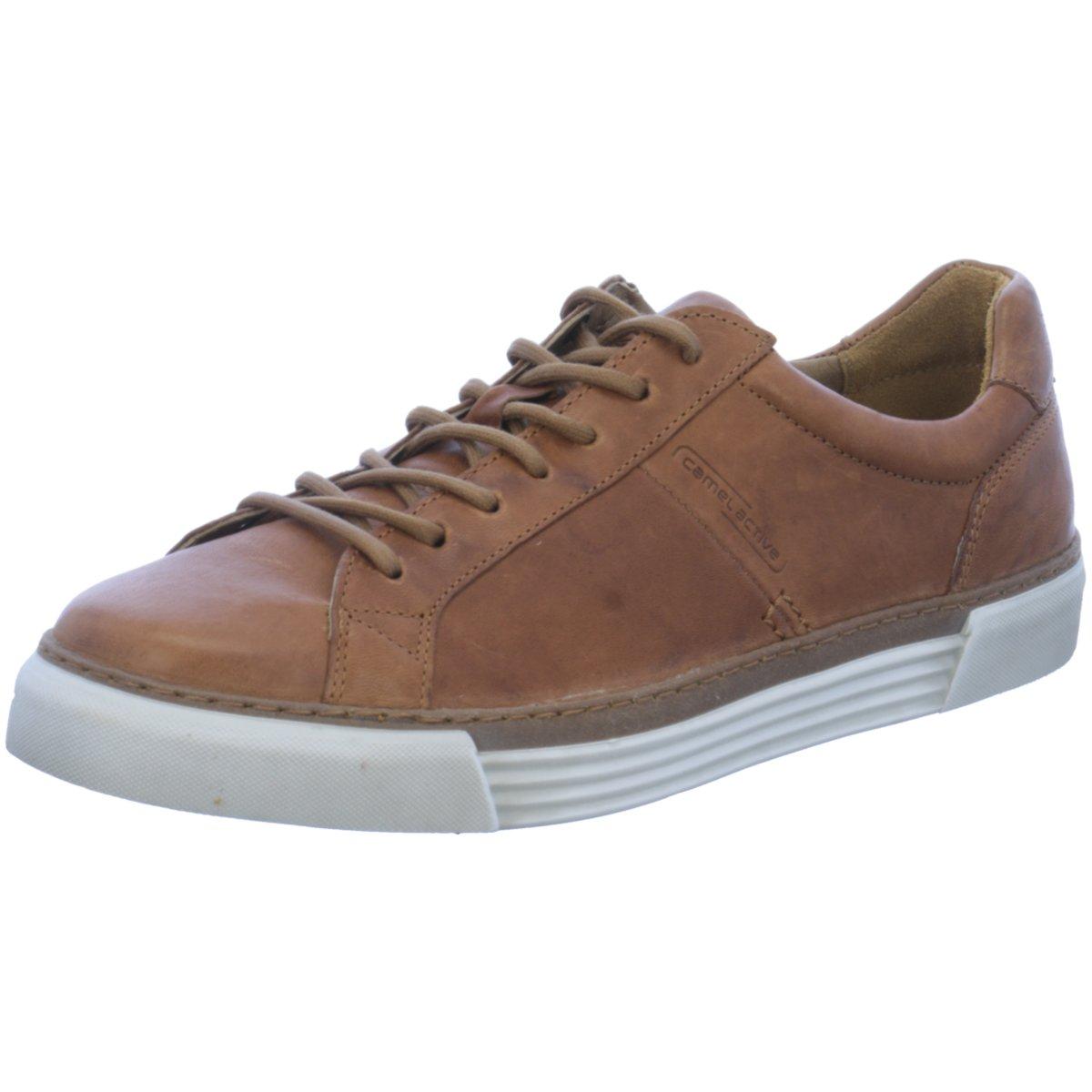 Details zu camel active Herren Sneaker Racket 17 460.17.01 racket braun 404286