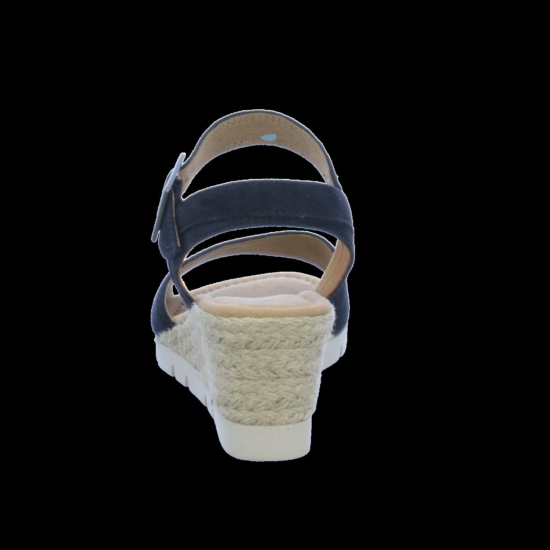 Gabor 439876 82 Comfort Sandaletten Damen Blau Tunis 842 46 46 6gfyI7bYv