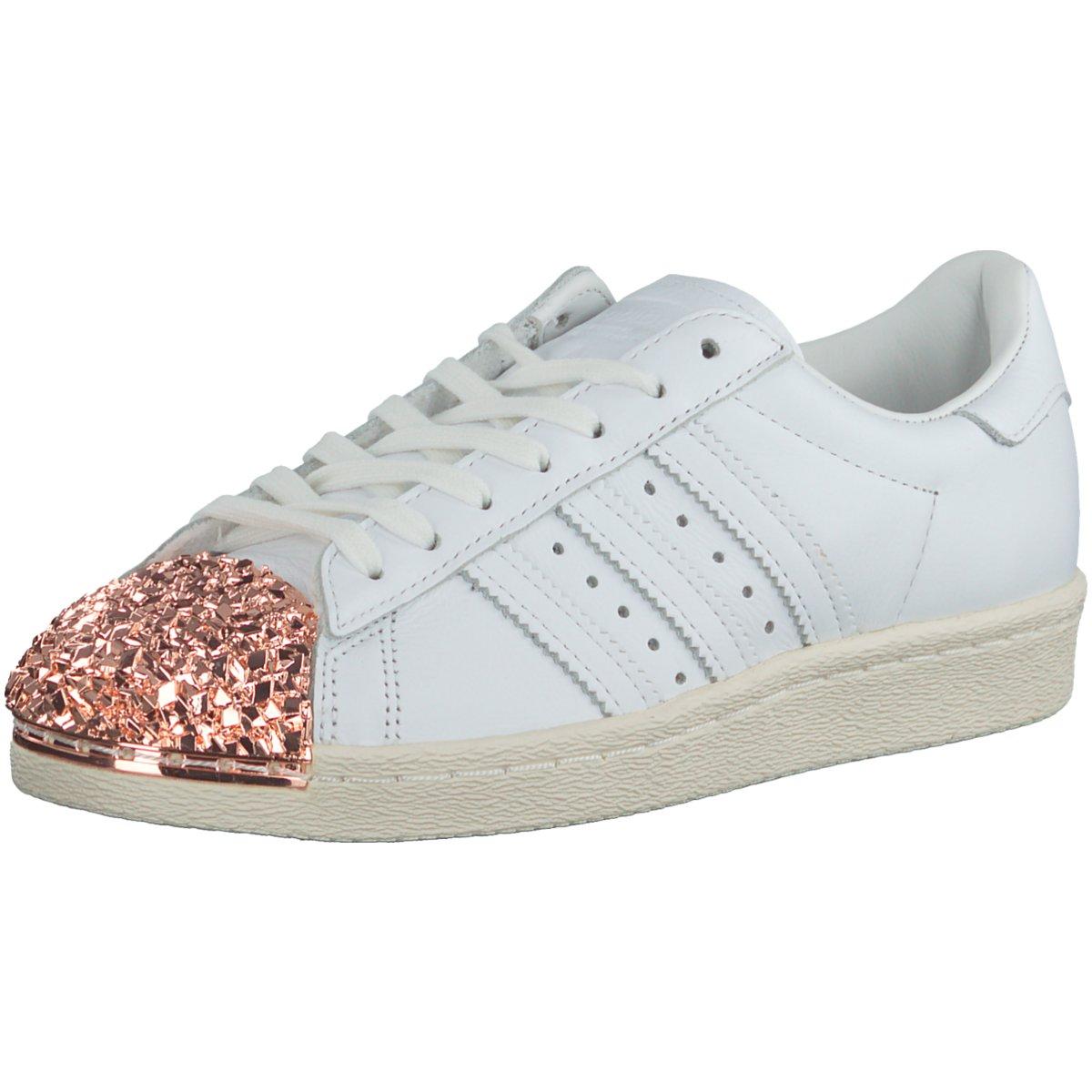 S2K adidas Originals Damen Turnschuhe Superstar 80s 3D Metal Toe Damen Turnschuhe
