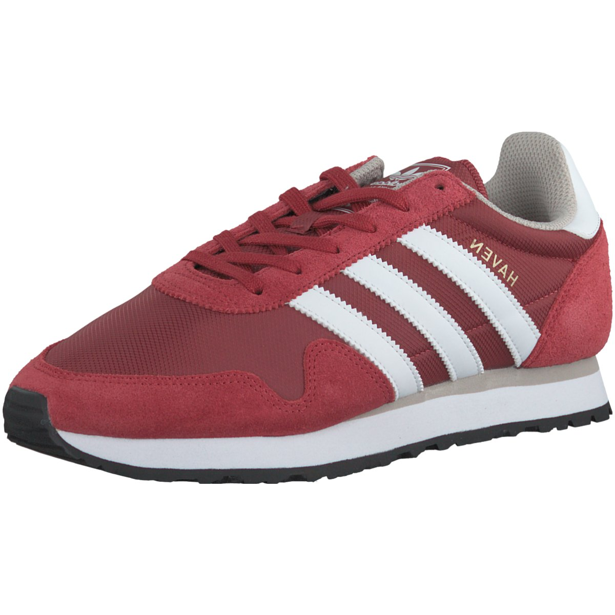 NEU adidas Herren Sneaker Haven Sneaker Herren Schuhe rot BB1281 rot 274671