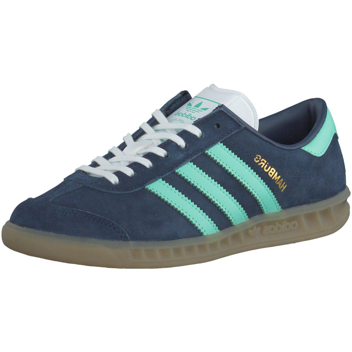 NEU adidas Originals Herren Sneaker Hamburg Sneaker Damen Schuhe dunkelgrau