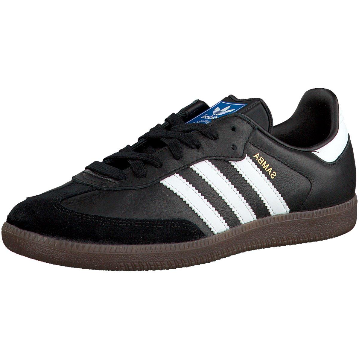 NEU adidas Herren Sneaker Samba OG Sneaker Herren Schuhe schwarz weiß BZ0058