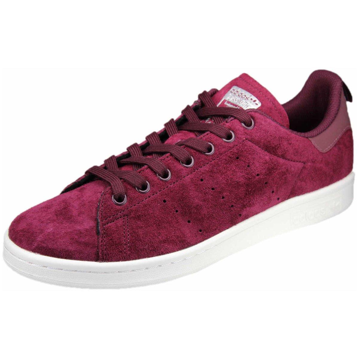 NEU adidas Damen Sneaker Stan Smith Sneaker Herren Schuhe rot S80028 rot 320960