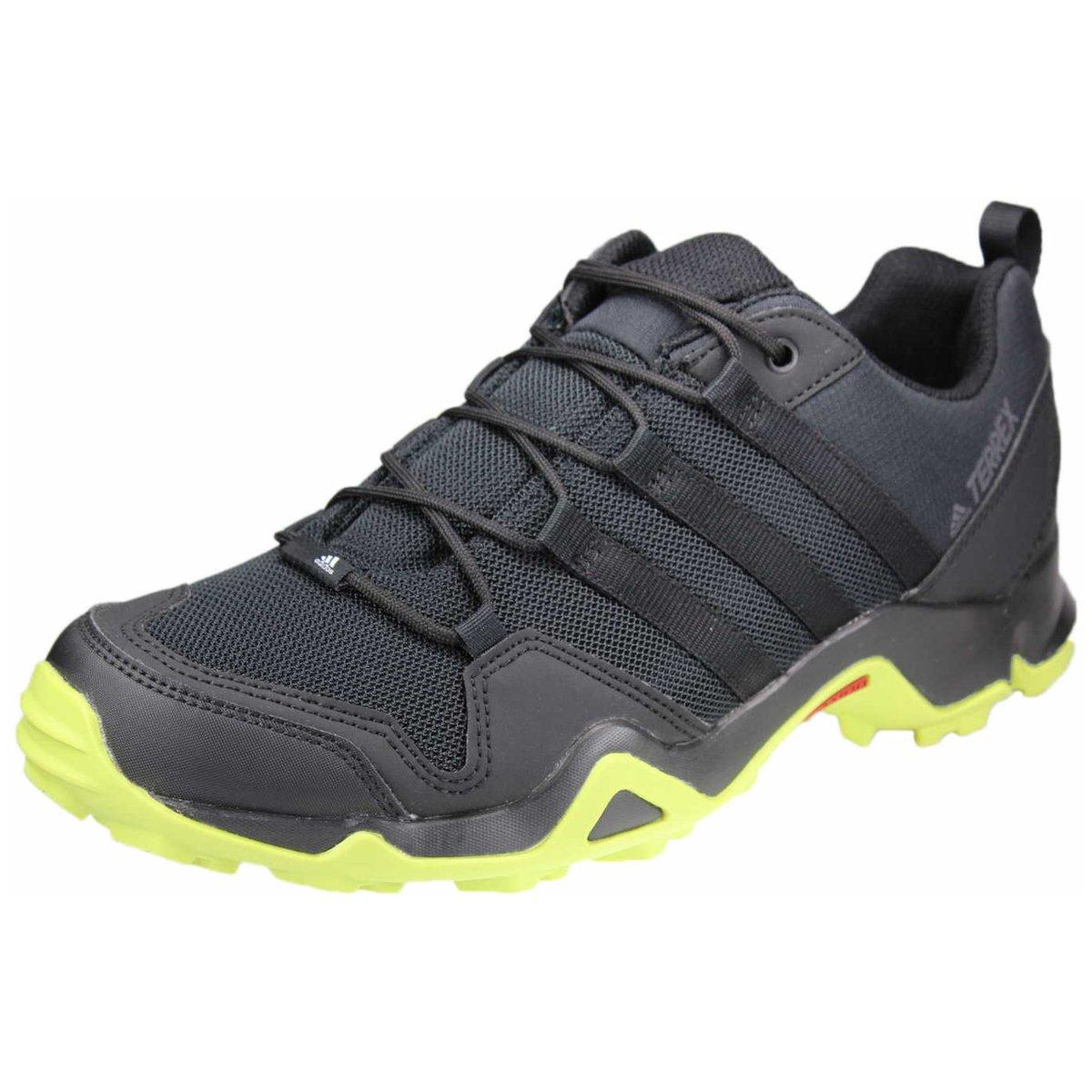 Adidas Herren Sportchuhe schwarz-pistaziengrün S80911 Terrex AX2R schwarz