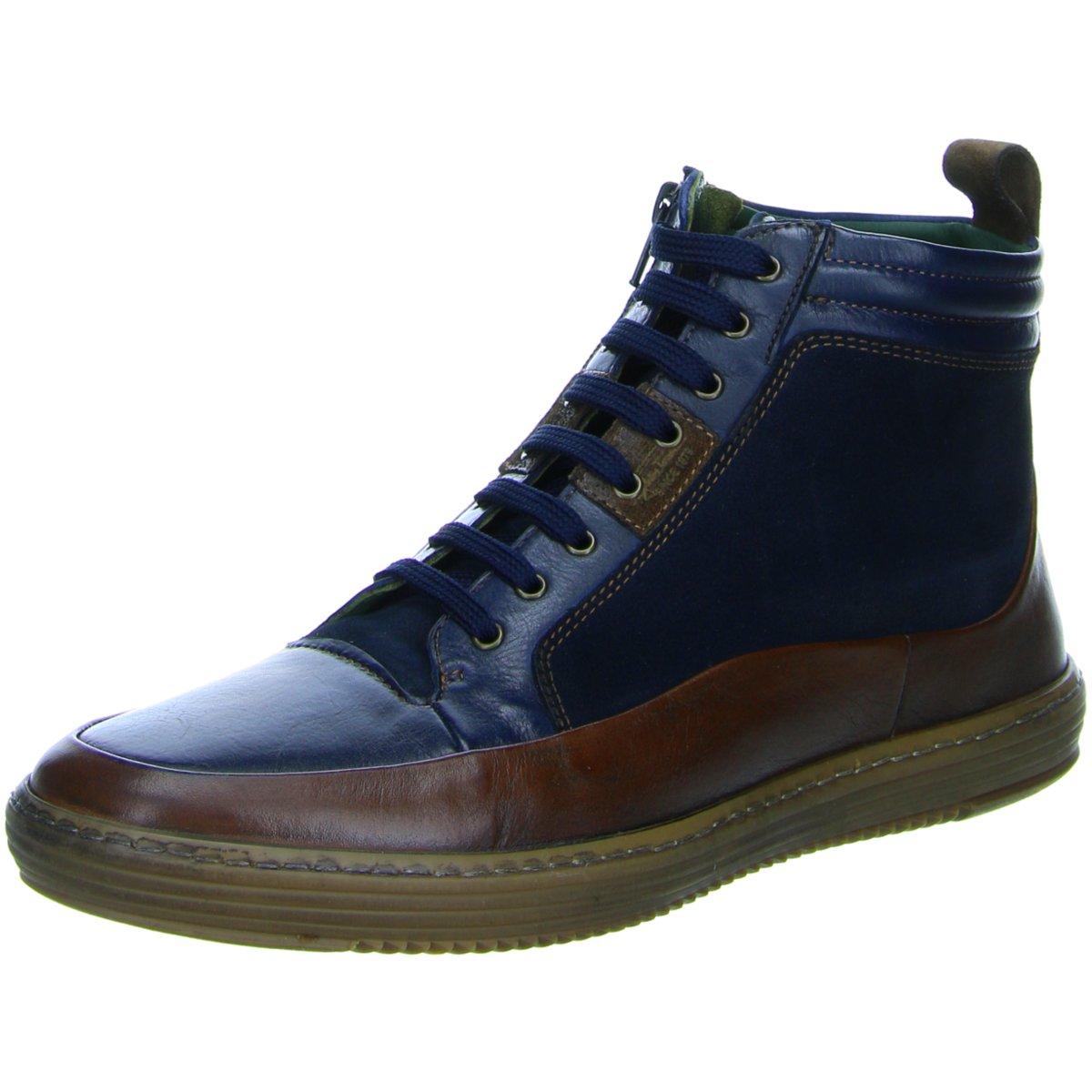 GALIZIO TORRESI Herren Stiefel 4204 420476A v.16600 blau 370568