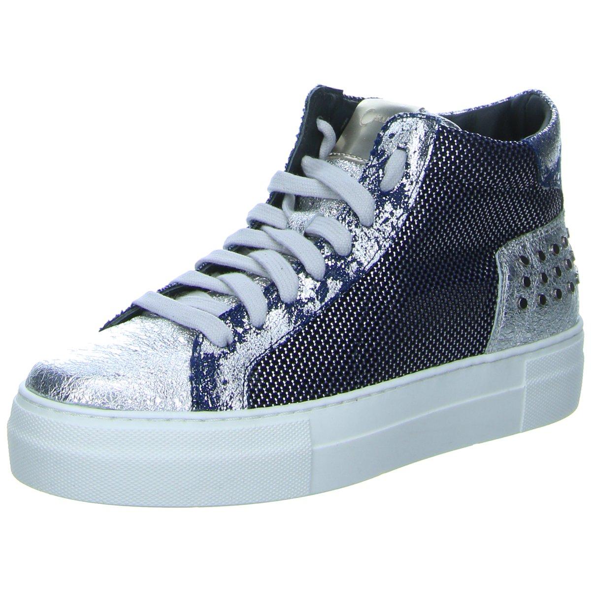 NEU Donna Carolina Damen Sneaker 33168143 blau 246106