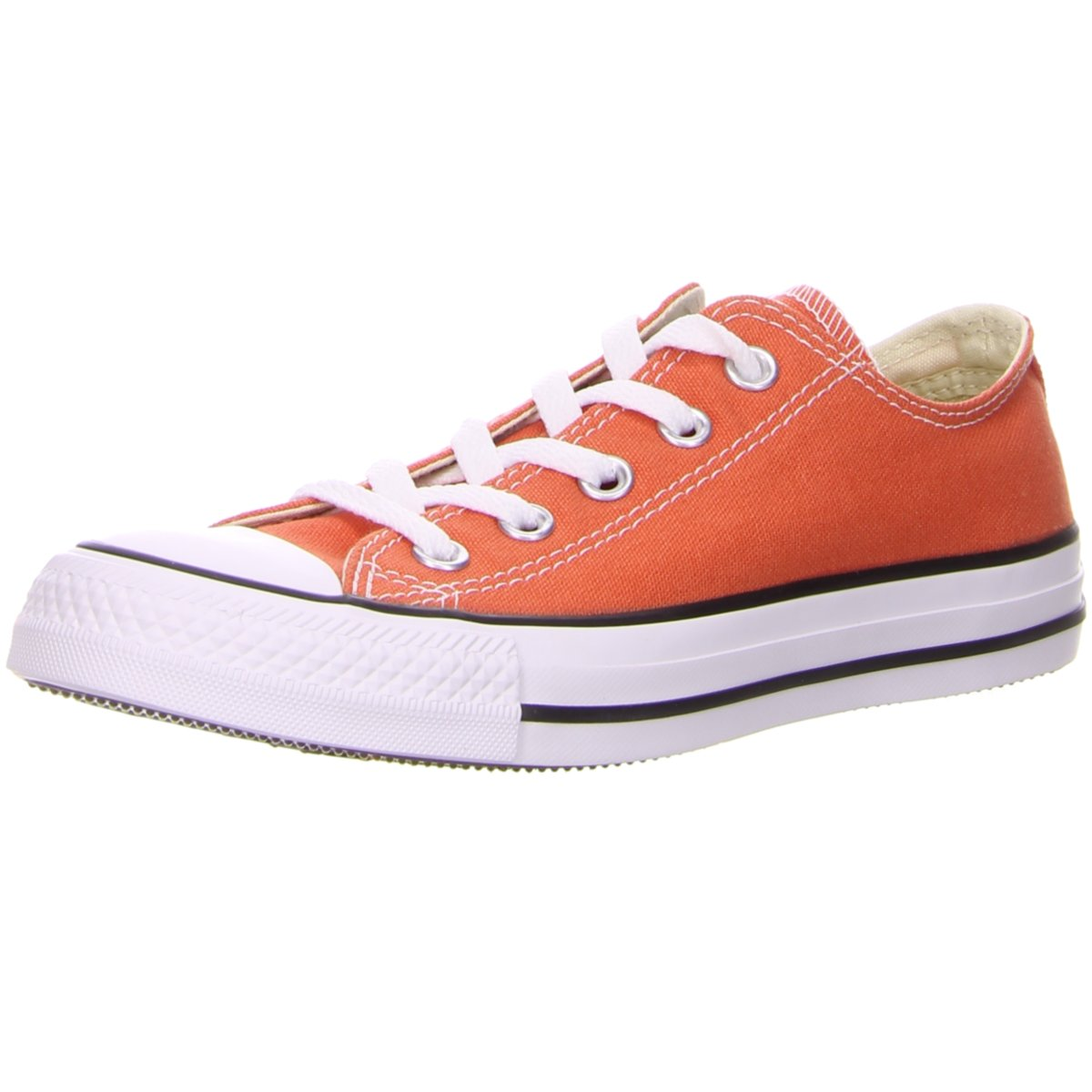 NEU Converse Herren Sneaker CTAS OX My Van is on fire 151183C orange 171822