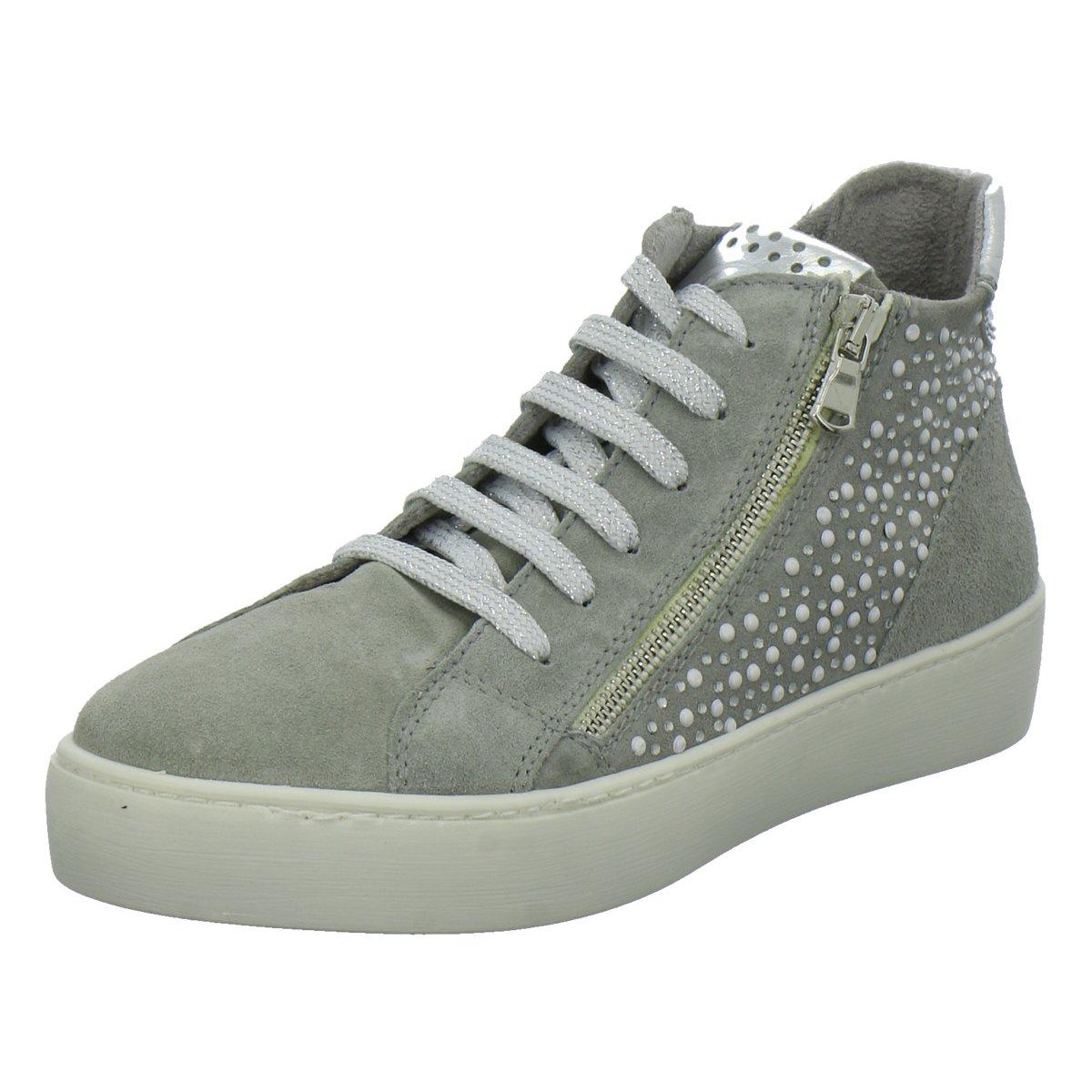NEU Marco Tozzi Damen Sneaker SCHNÜRSTIEFEL 2-2-25206-20-221 grau 415189