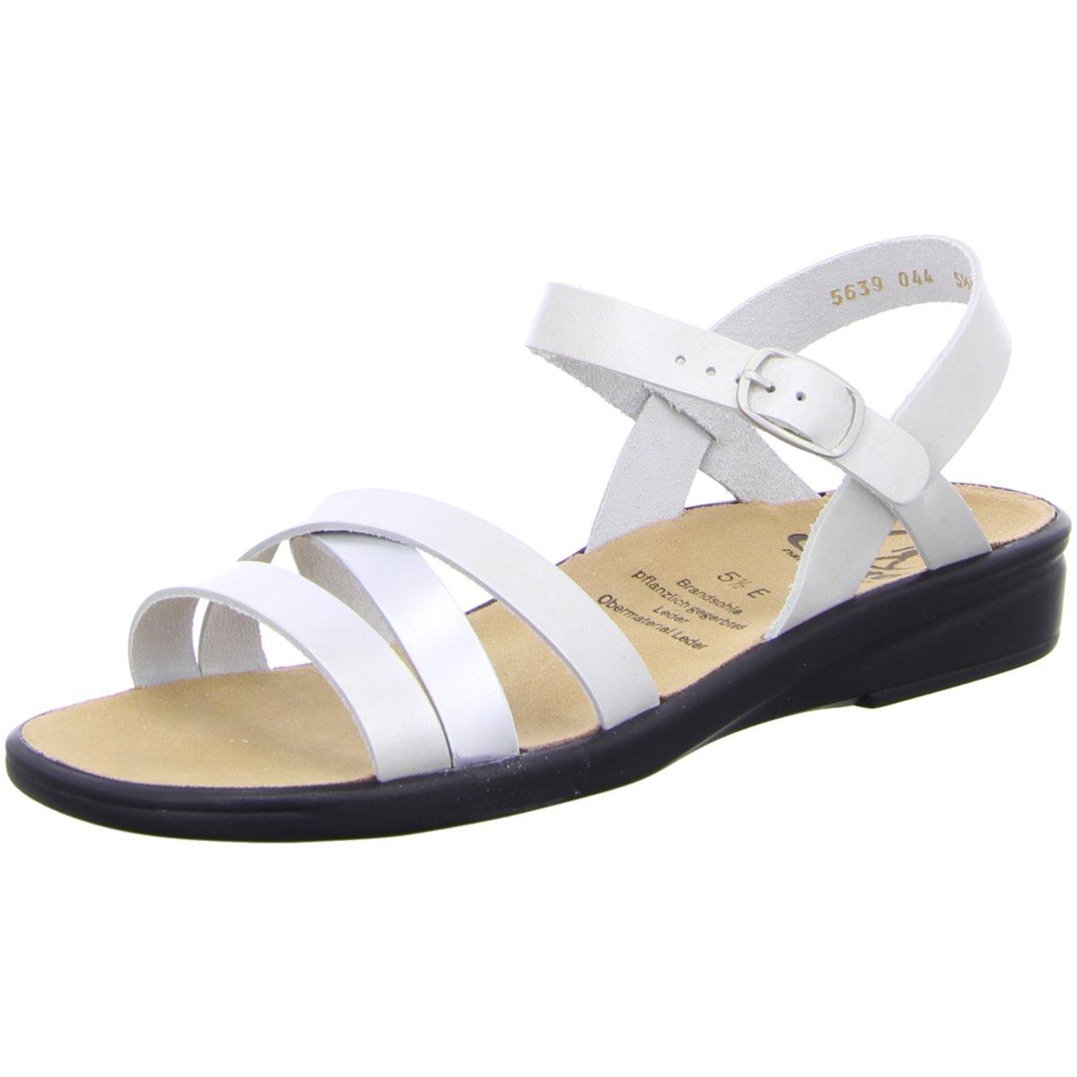 Ganter Damen Sandaletten Sonnica 20 2810-0476 weiß 24200