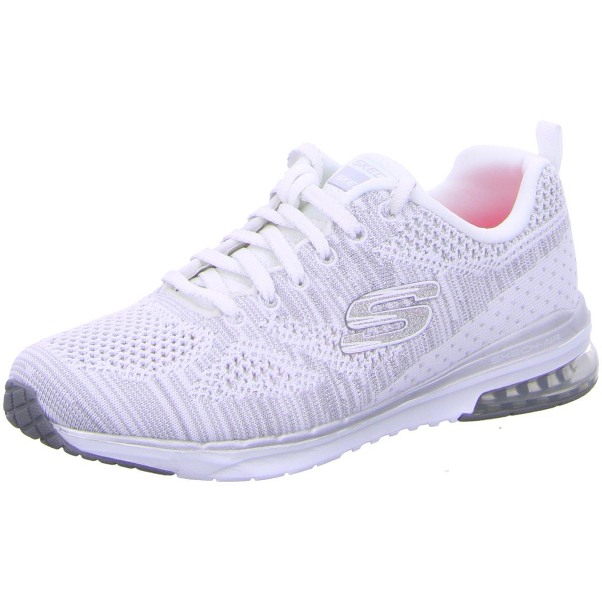 NEU Skechers Damen Sneaker weiß 12114WSL weiß 94295