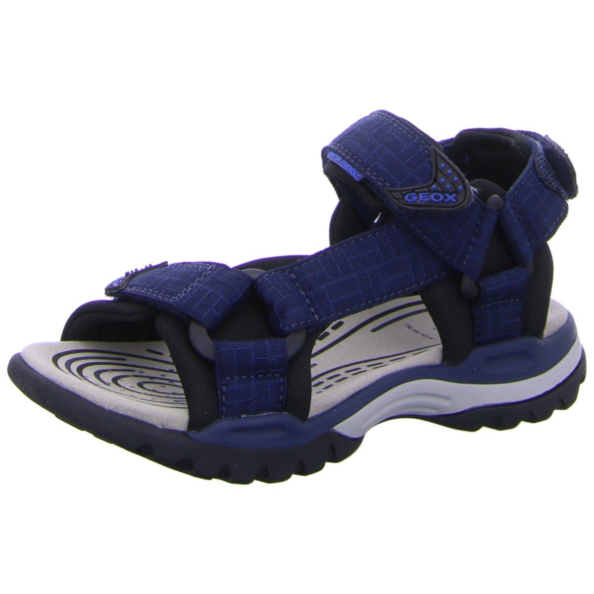 brand new b005b da557 Details zu Geox Kinder Schuhe 7502-33042-AAM1 J620RD-00011/C4367 blau 96233