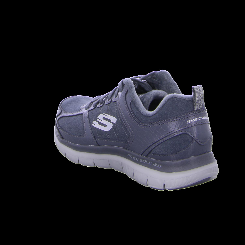 NEU grau Skechers Damen Sneaker 99999984-CHAR grau NEU 179484 02ba29