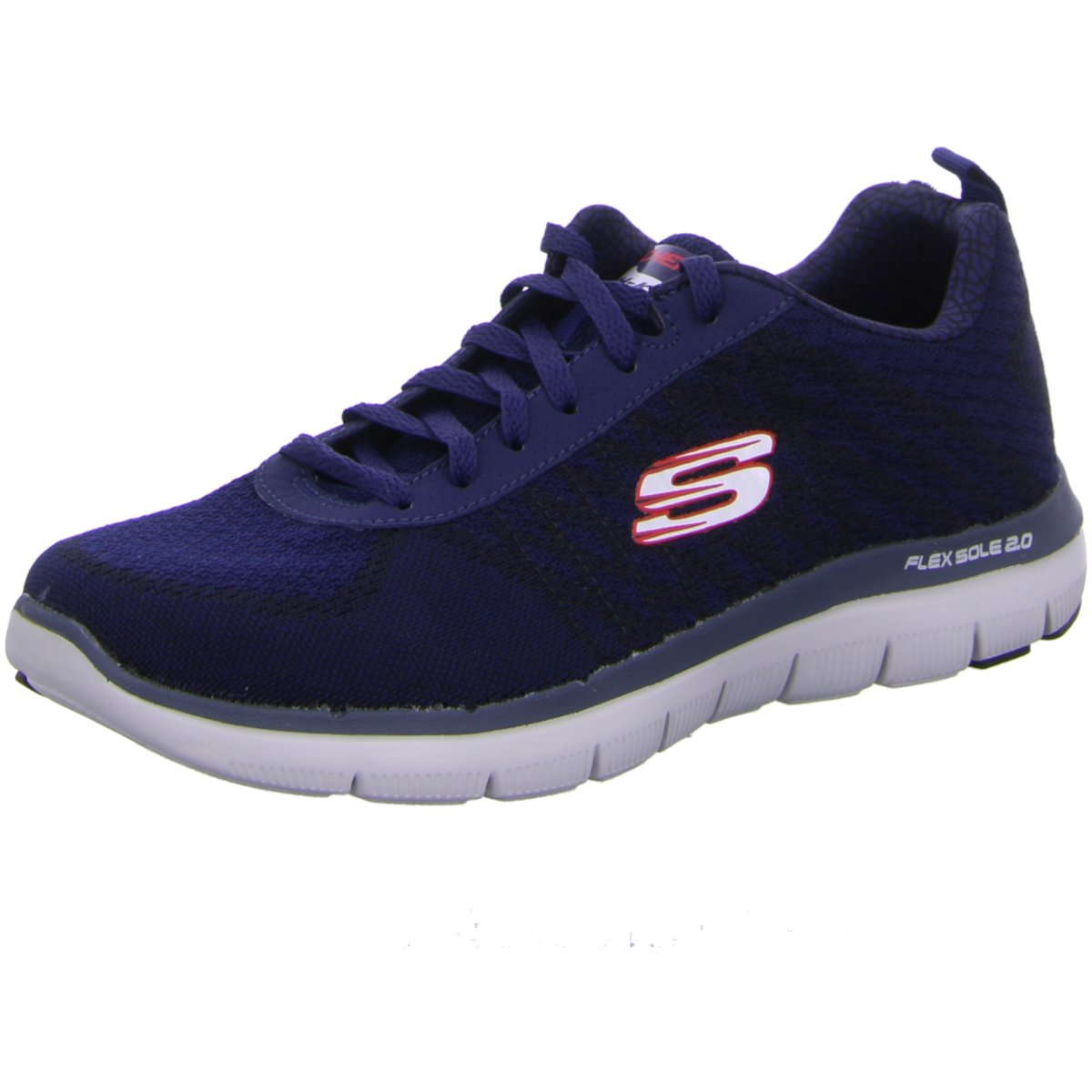affordable price amazing price best authentic Details zu #S2K Skechers Herren Sneaker Golden Point navy/red 52182 NVRD  blau 168705