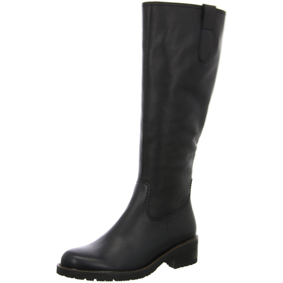 Details zu Gabor Damen Stiefel Schaftweite L 96.097.57 36.097.57 schwarz 345677