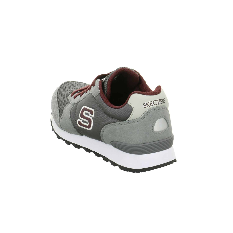NEU Skechers Herren Grab Sneaker Schnürhalbschuh OG 85-Early Grab Herren 52310/GYBU grau 594987