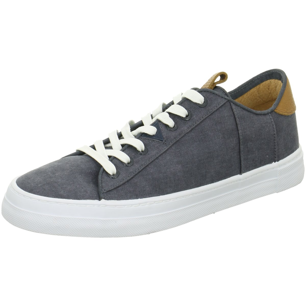 NEU Hub Herren Sneaker HOOK-M NAVY blau 240812