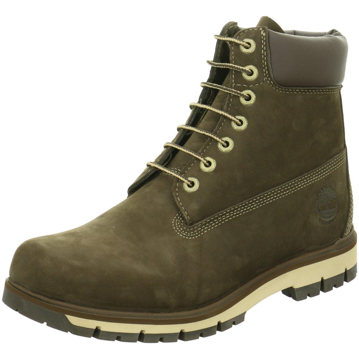 finest selection 7f953 c5102 Details zu Timberland Herren Stiefel Radford 6 Inch Boot Stiefel Herren  Schuhe dunkelbraun