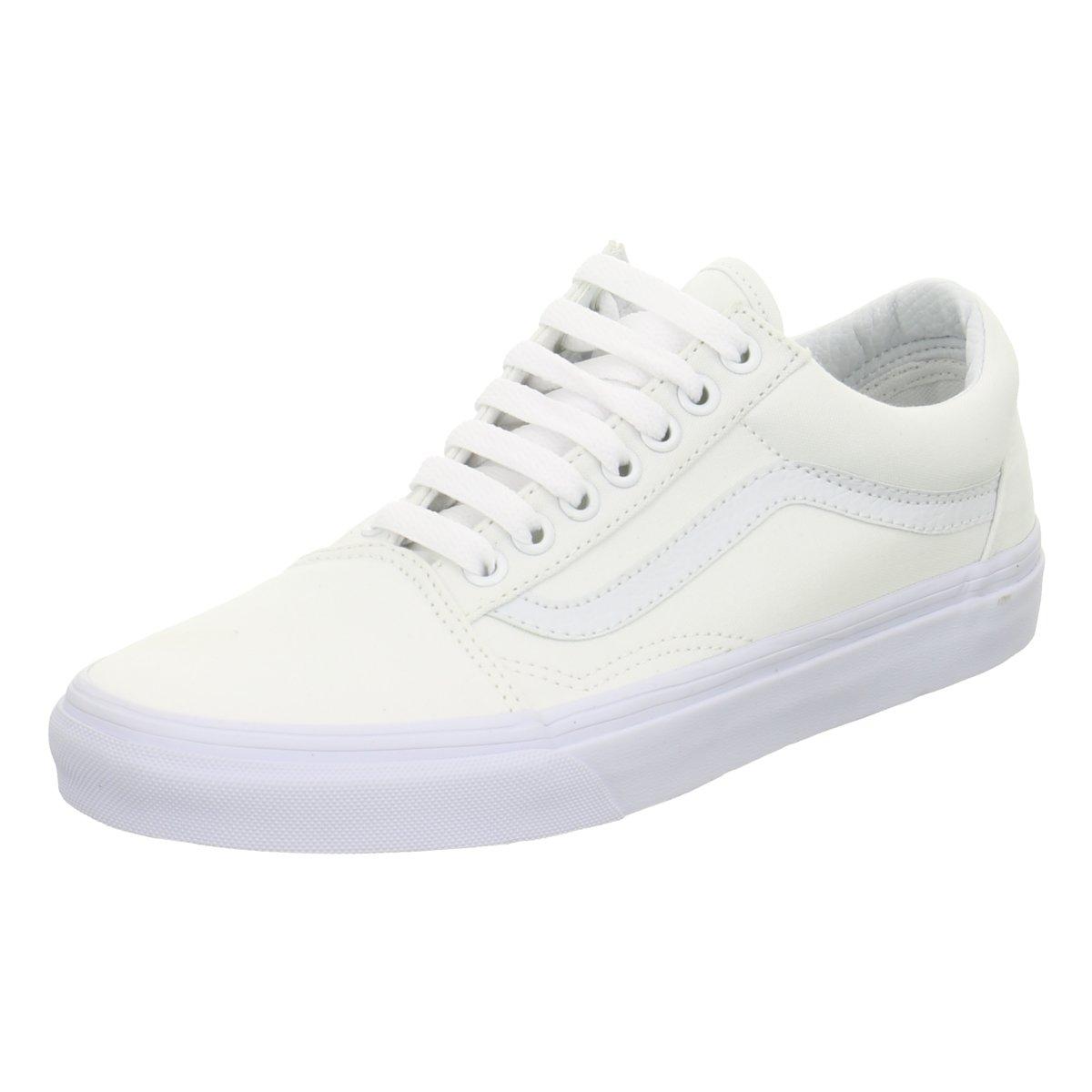 vans herren sneaker weiß