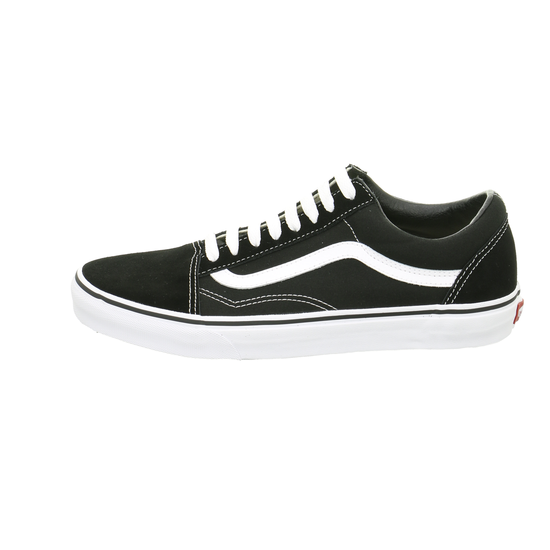 NEU Vans Herren Sneaker Old Skool Sneaker VD3HY28 schwarz 180368