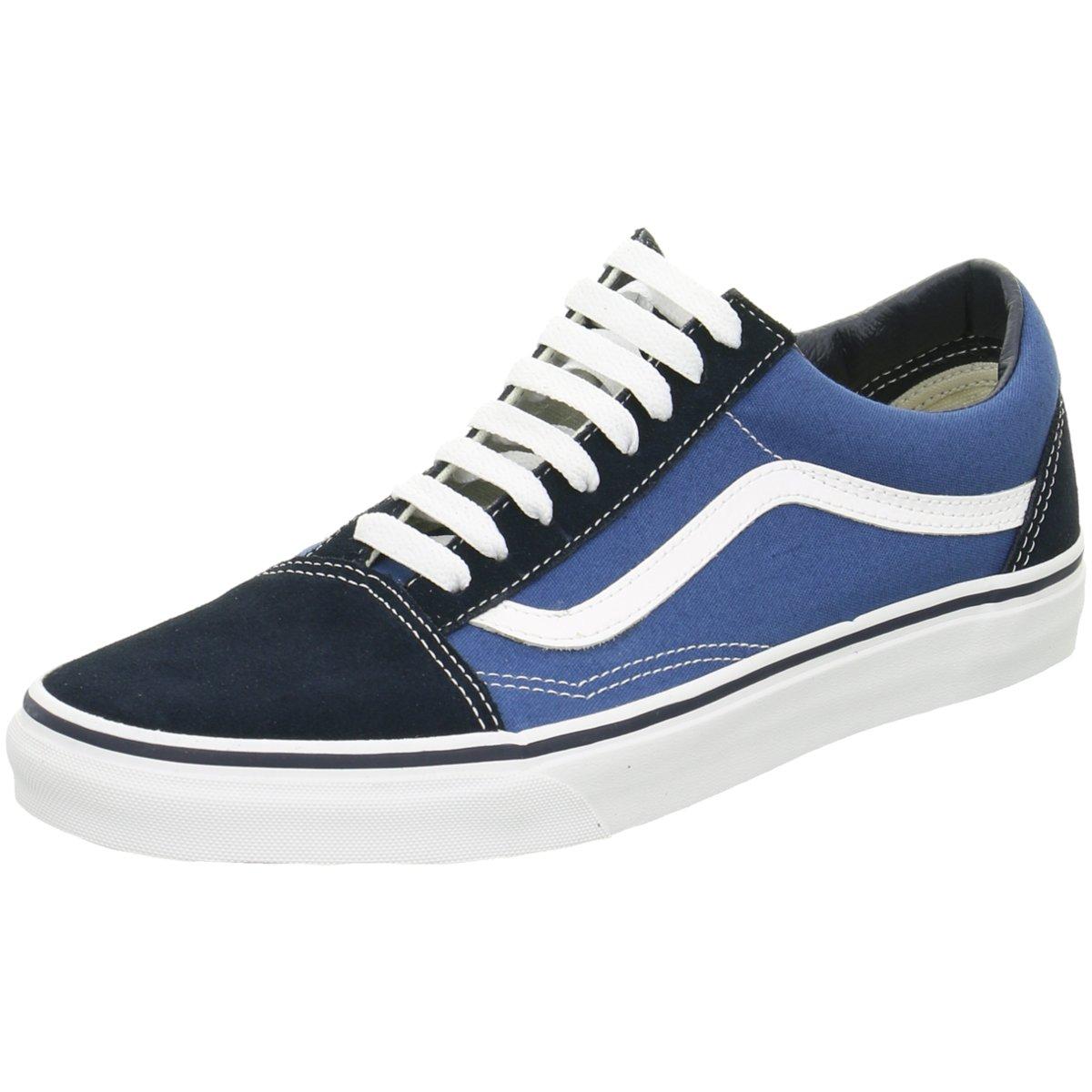 VANS VD3HNVY U Old Skool Navy | Vans sneakers, Sneaker, Kleding
