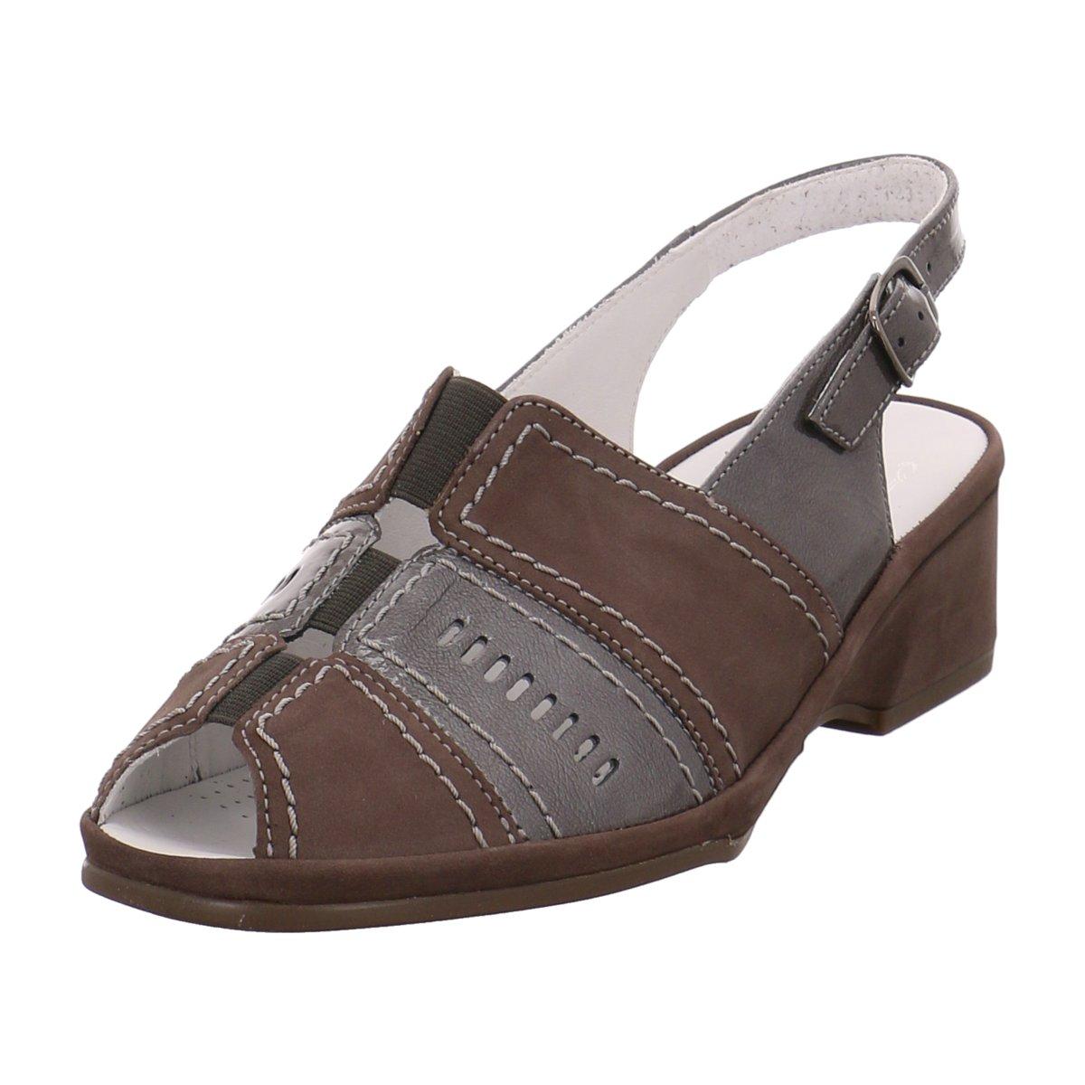 NEU ara Damen Sandaletten NV 12-37039-10 grau 146506 146506 grau 1d75a0