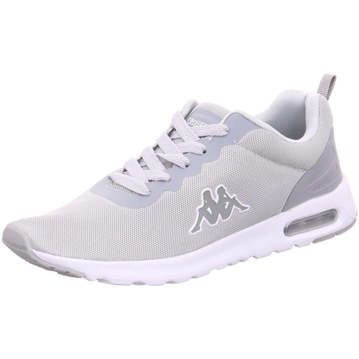 new product e46f3 451ac NEU KAPPA DAMEN Sneaker Schnürhalbschuh CLASSY 242194-1410 grau 398536