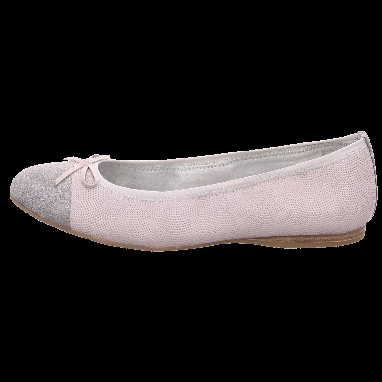Grau 20 Tamaris Ballerinas Damen 226 411890 1 22129 1 R35AL4j