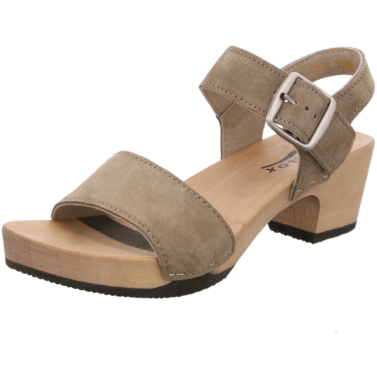 Damen Sandaletten S338008 Grün 261740Ebay Olive Kea Softclox rdCexoB