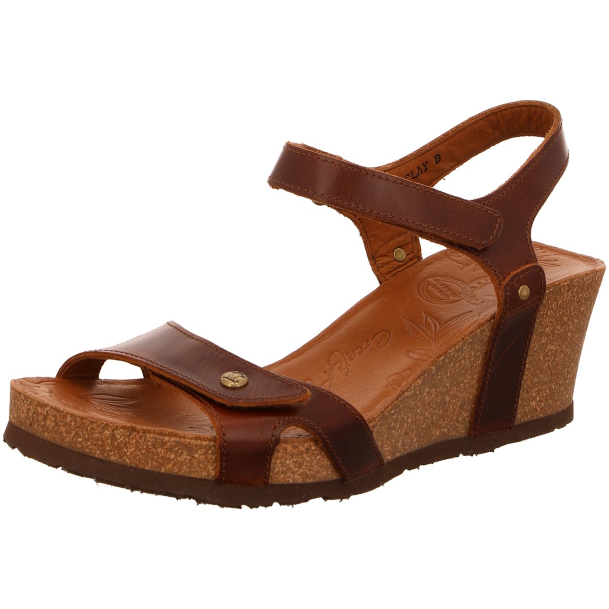 812de184818c57 Das Bild wird geladen NEU-Panama-Jack-Damen-Sandaletten-Julia-Clay-B1-