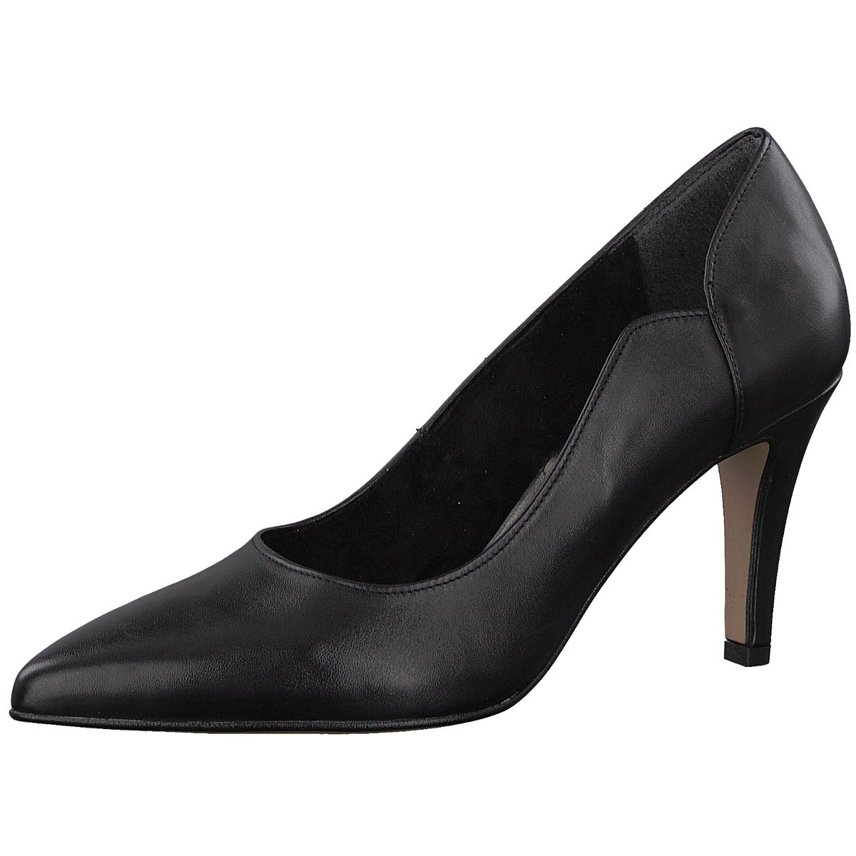 Details zu Tamaris Damen Pumps Woms Court Shoe 1 1 22472 20003 schwarz 400463