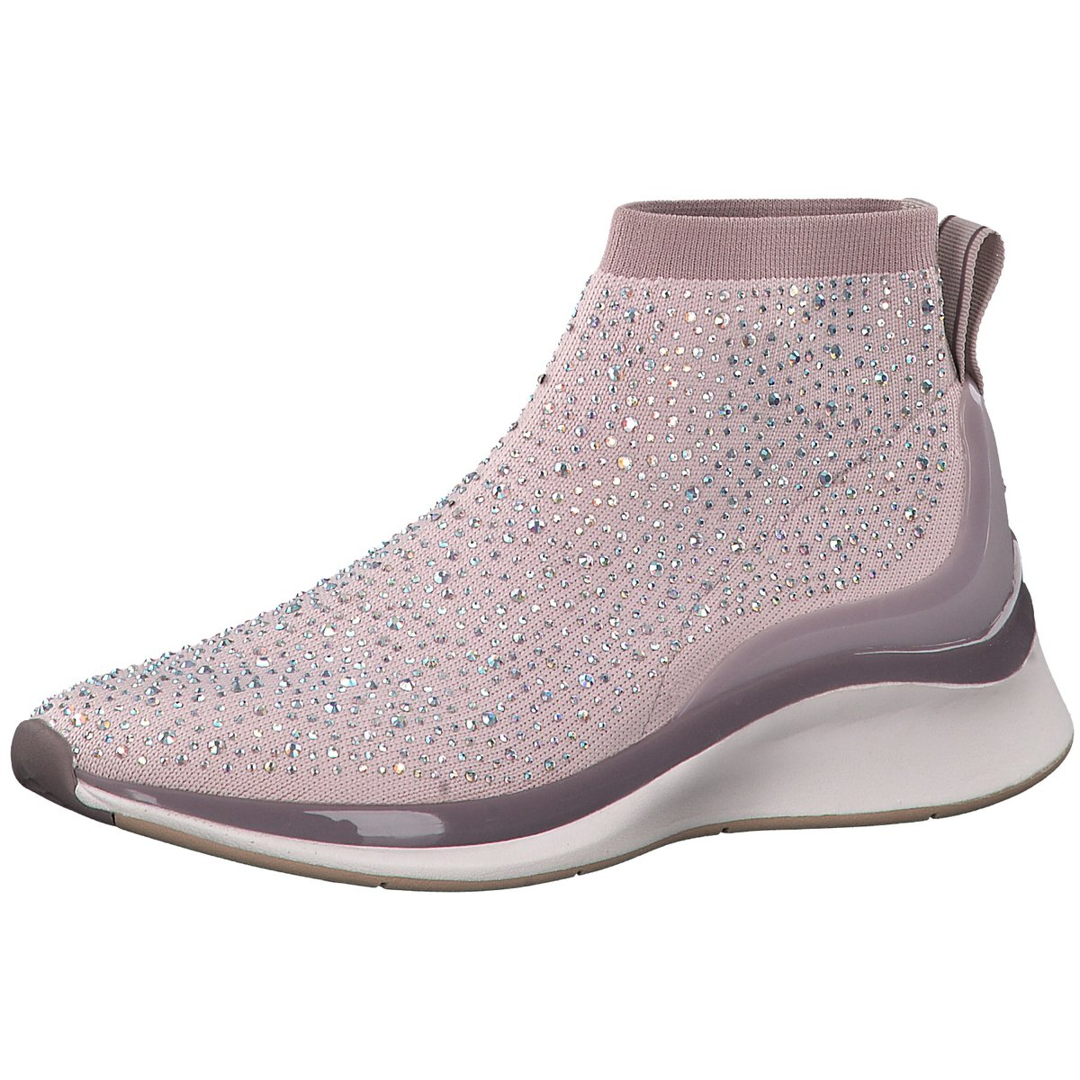 Details zu Tamaris Damen Sneaker Da. Stiefel 1 1 25403 23 554 rosa 701655