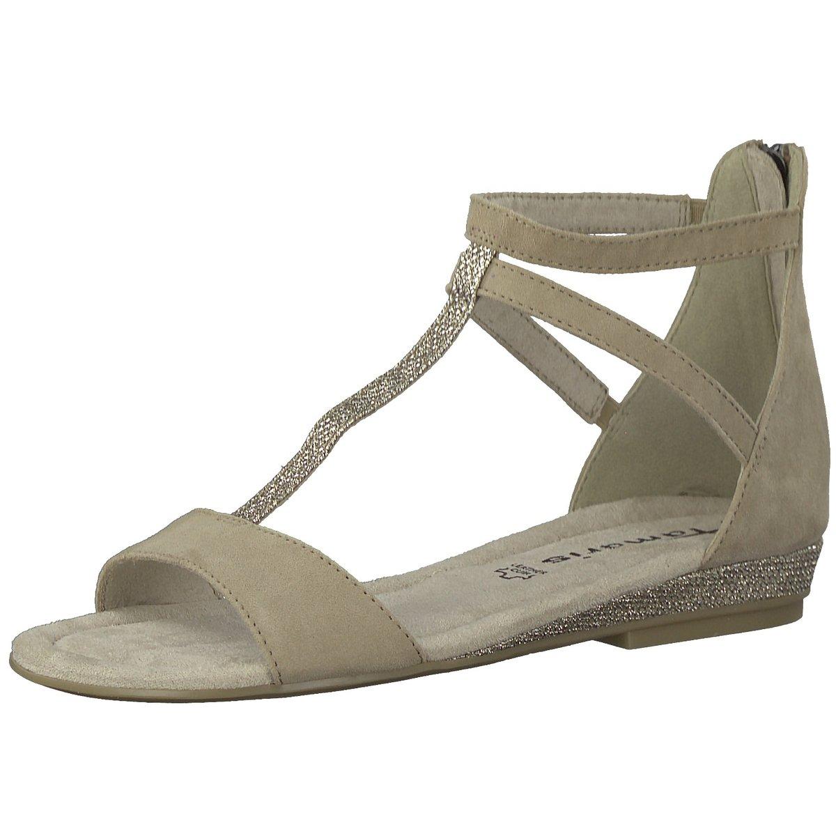 Details zu Tamaris Damen Sandaletten SANDALETTE 1 1 28139 20 375 braun 401226