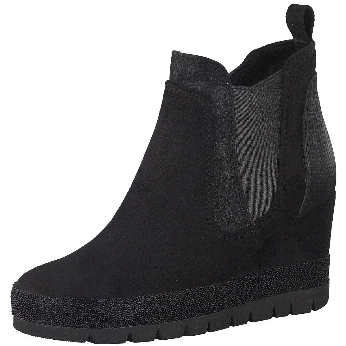 Marco Tozzi Damen Stiefeletten 2-2-25401-39 098 schwarz schwarz schwarz 310800 047656