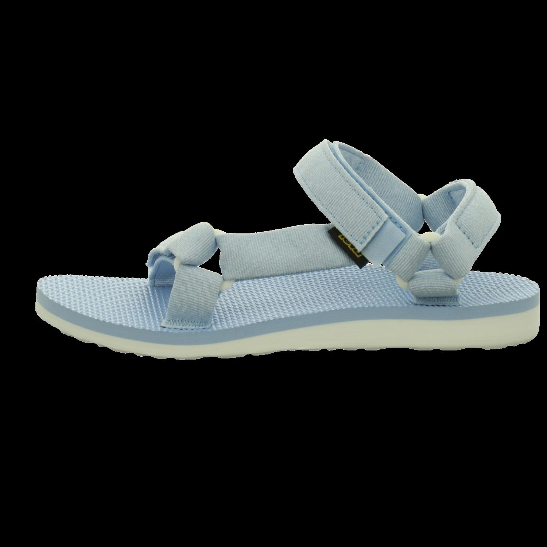 Sandaleetten S2K NEU Teva Damen Sandaleetten  Original Universal W's 8770-691 blau 54219 4156a1