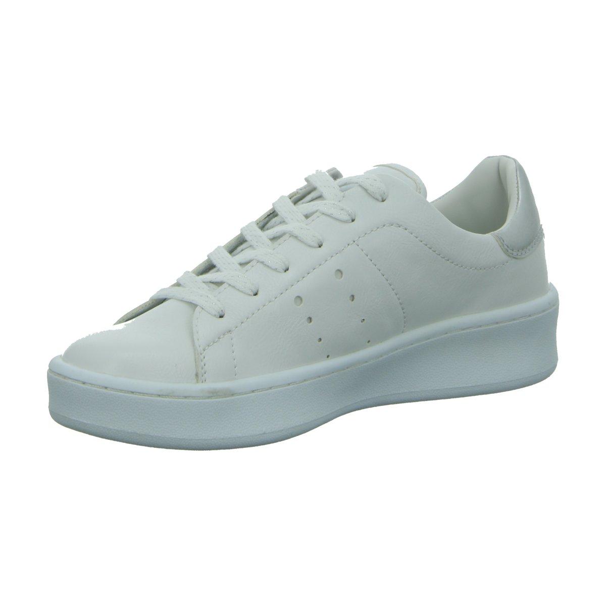 NEU Mundart Damen Sneaker 117-MSN-X01B weiß 169767