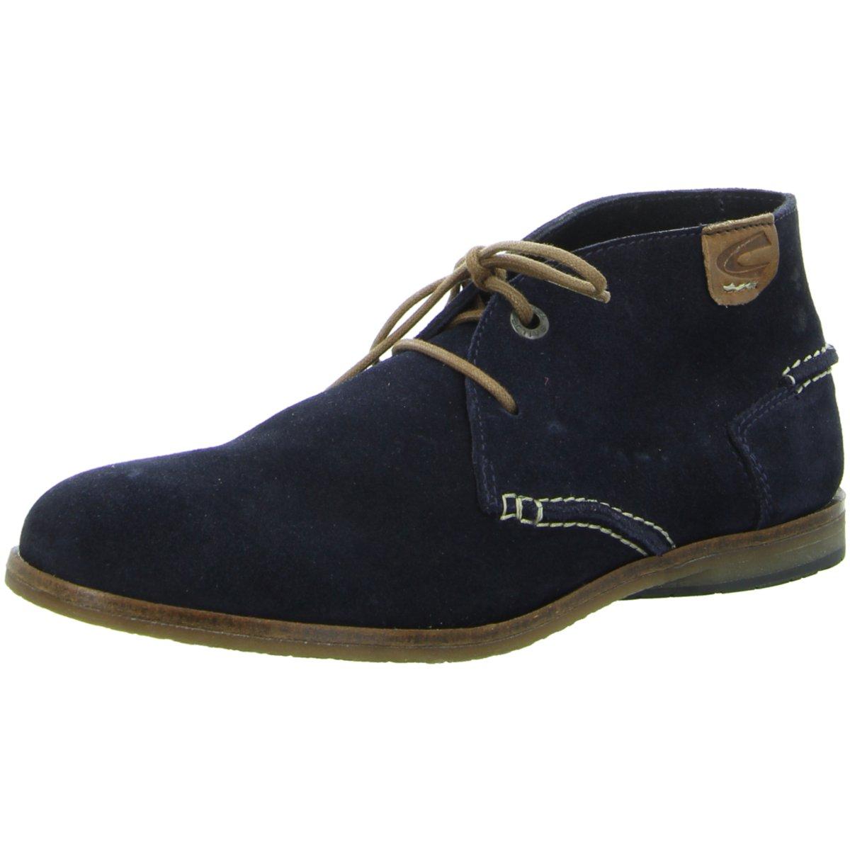 Camel active Herren Stiefel 369.11.01 blau 18574