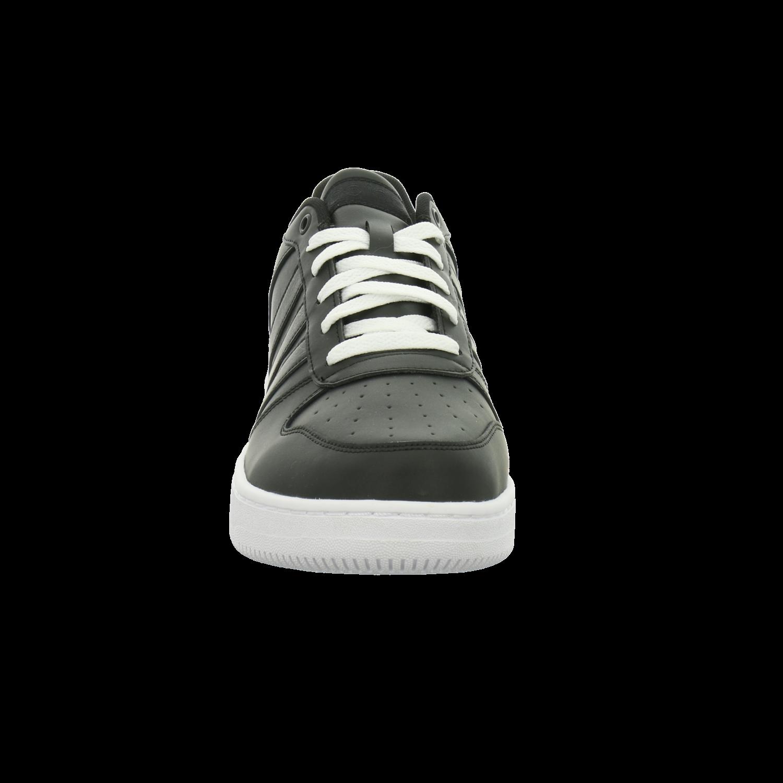 NEU adidas Herren Sneaker TEAM COURT AQ1290 schwarz 83411