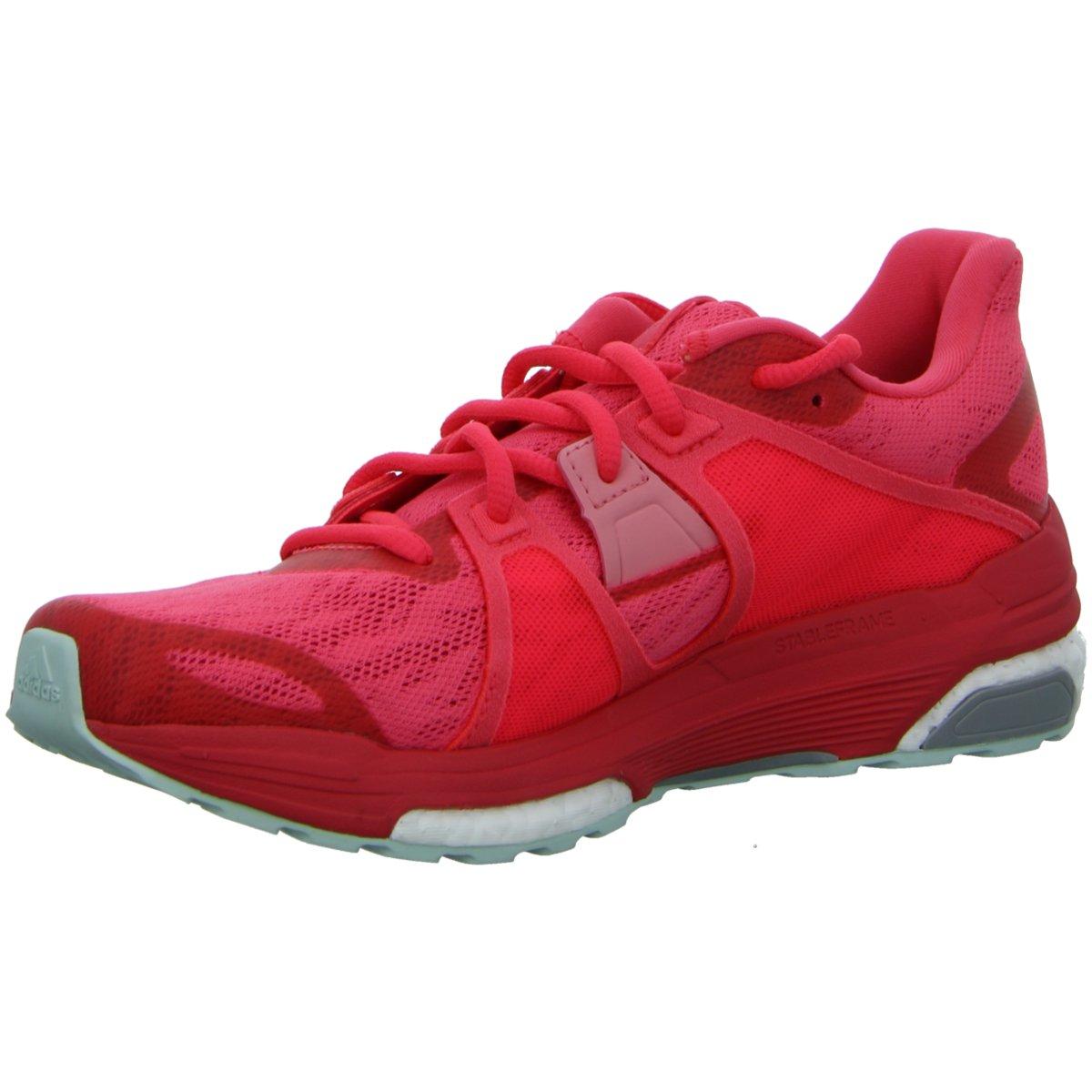 premium selection 81dd4 10e6a Details zu #S2K NEU adidas Damen Sportschuhe supernova sequence 9 w  Laufschuhe Damen rot