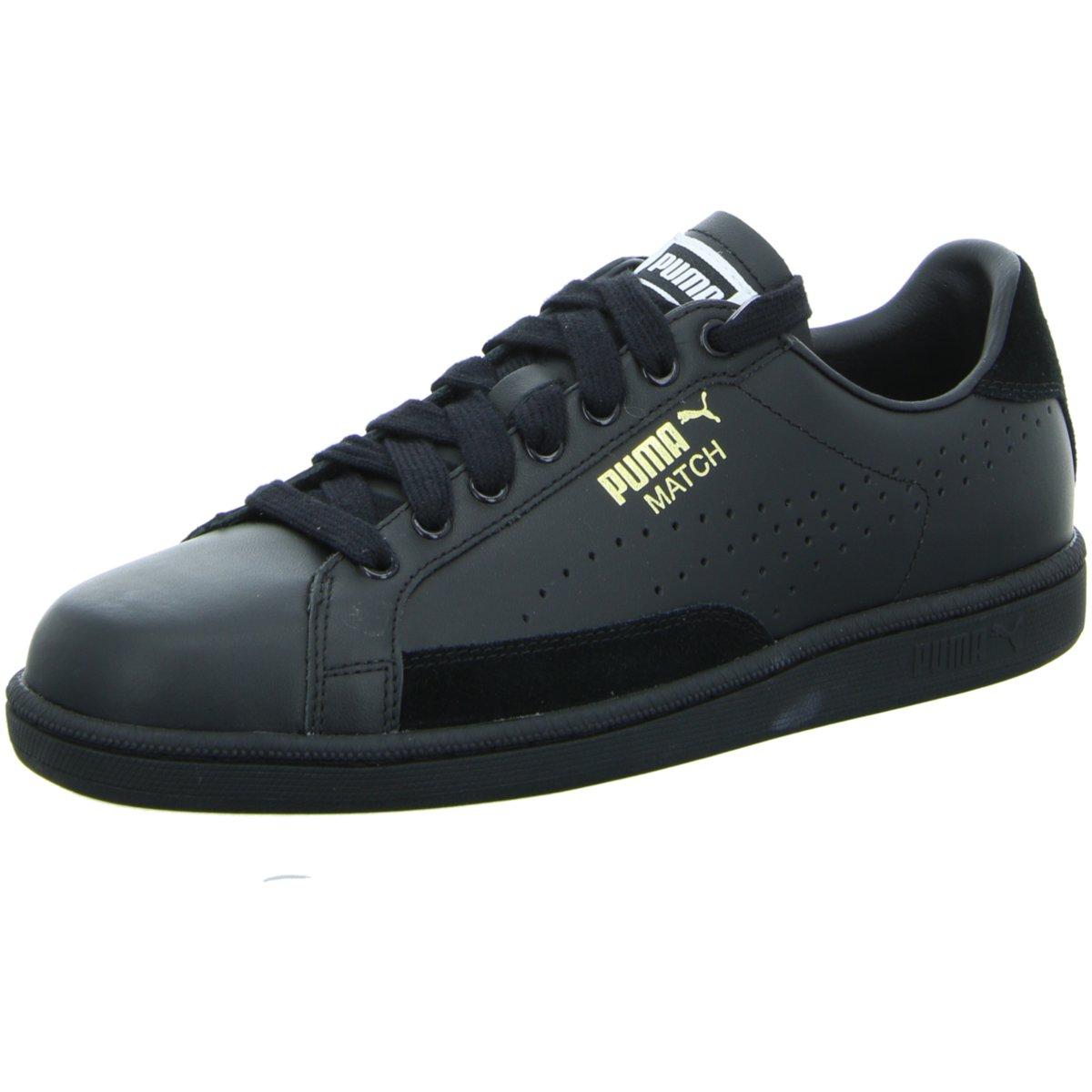 Details zu Puma Herren Sneaker Match 74 UPC 359518 schwarz 122733