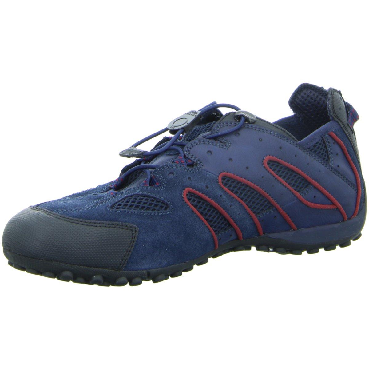 f2dee4cbe5a6c Geox Herren Sportschuhe Geox Snake Schuhe blau rot Gr 39, 40 U4207J U4207J  - nnsccw8034-Herren