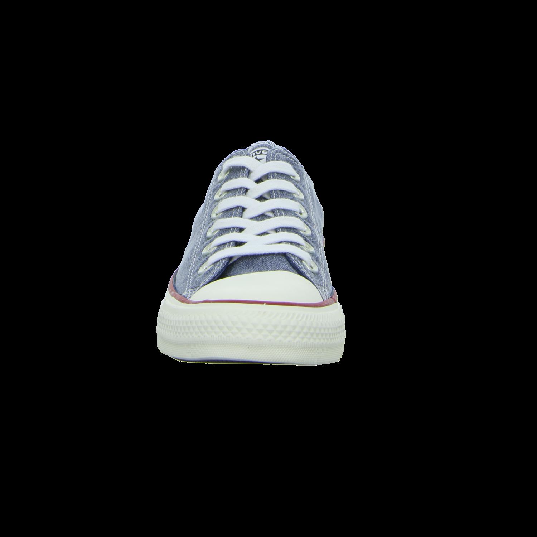 Details zu Converse Herren Sneaker CTAS OX NAVYNAVYWHITE 159539C 426 blau 307386